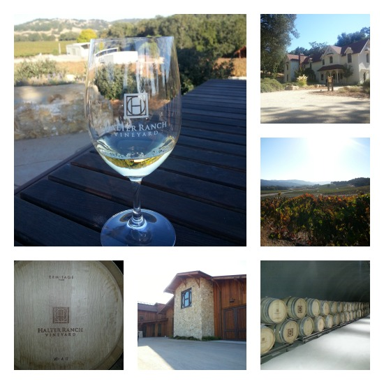 Halter Ranch winery in Paso Robles, CA