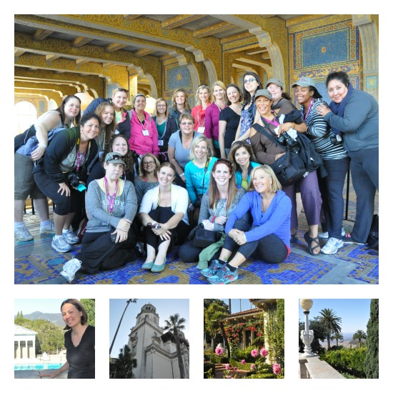 Images from Hearst Castle tour
