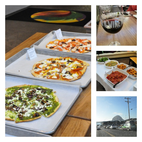 Pizza at Eatz in San Luis Obispo