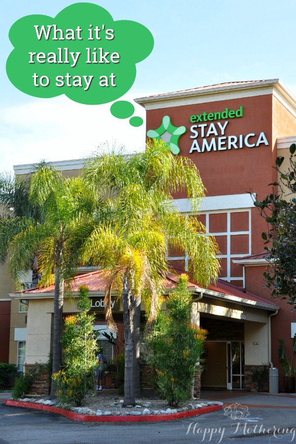 Extended Stay America hotel in Cypress, CA