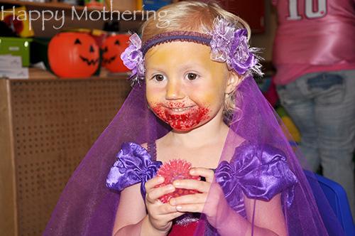 Kaylee the zombie princess