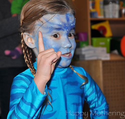 Zoe as Avatar