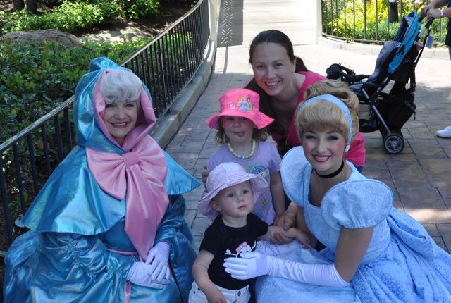 Cinderella Was My Favorite Princess as a Little Girl