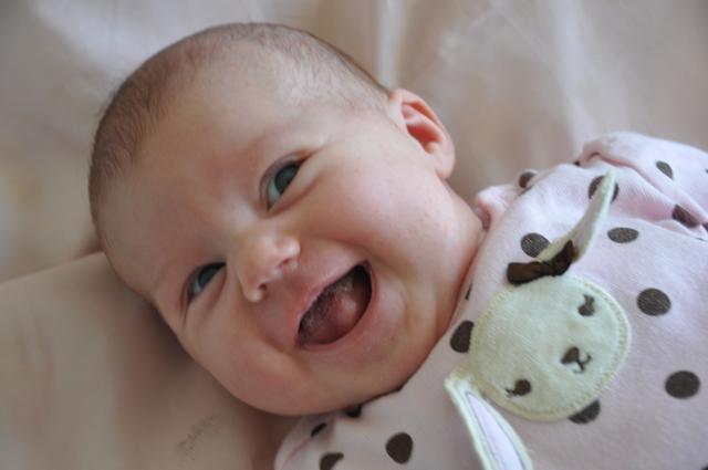 Big Kaylee smile