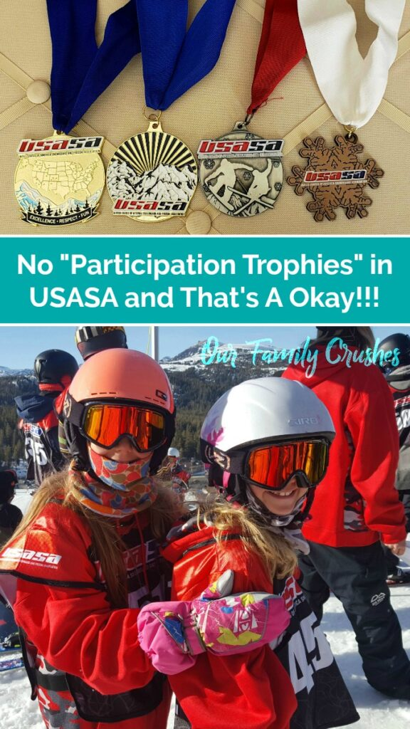 Zoë and Kaylee compete in USASA events