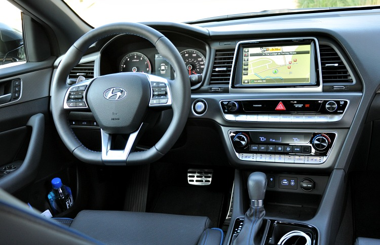 Hyundai Sonata Steering Wheel