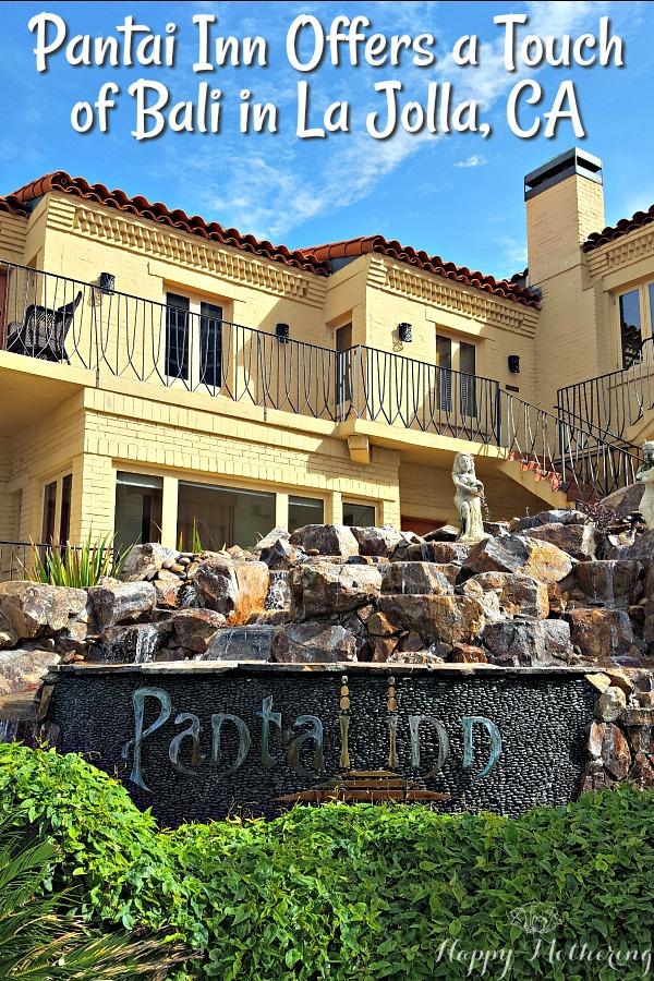 Pantai Inn in La Jolla, CA