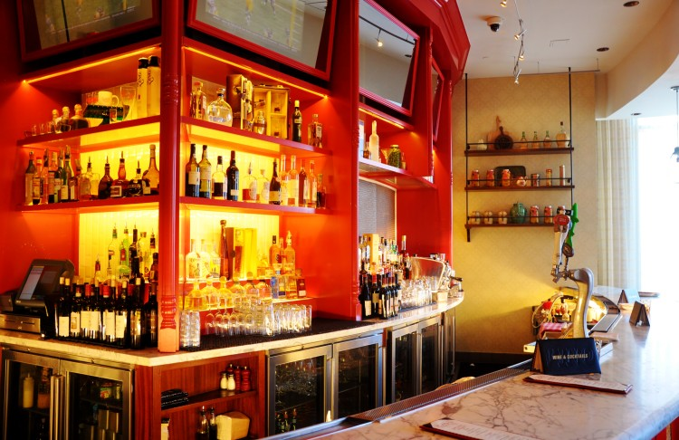 Buddy V's Bar