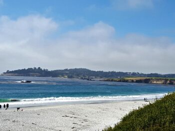 Beach in Carmel, CA