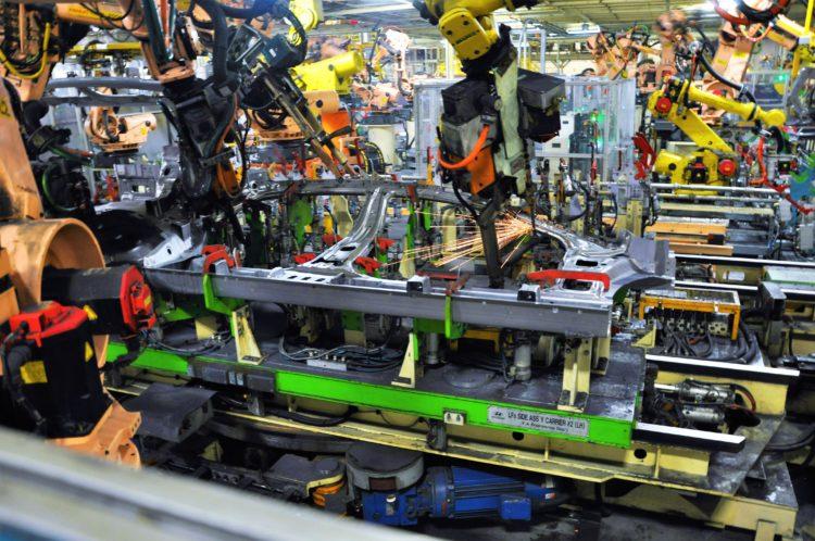 Hyundai Manufacturing Line