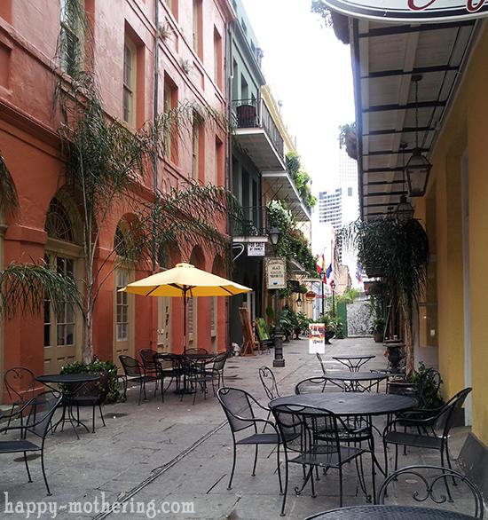 Architecture in New Orleans, LA