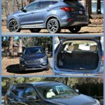 Collage of images of the Hyundai Santa Fe Sport