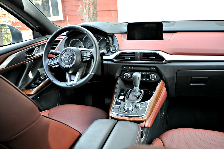Mazda CX-9 Driver's Seat