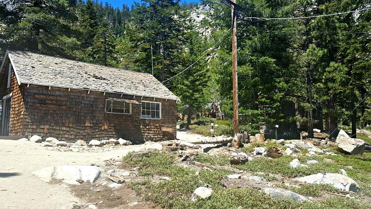 Angora Lake Resort in Tahoe South